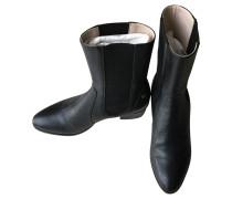 Second Hand  Schwarze Stiefel