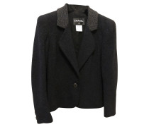 Second Hand  Bouclé Blazer