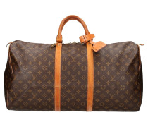 "Second Hand  ""Keepall 55 Monogram Canvas"""