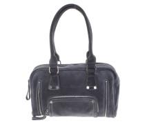 Second Hand  Handtasche aus Wildleder