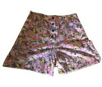 Second Hand  Shorts aus Baumwolle