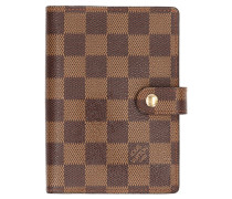 "Second Hand  ""Agenda Fonctionnel PM Damier Ebene Canvas"""