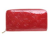 Second Hand  Zippy Portemonnaie aus Lackleder in Rot