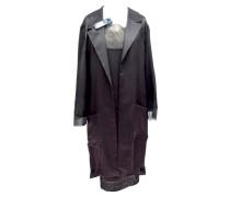 Second Hand  Kleid & Mantel aus Seide