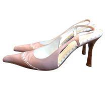 Second Hand  Slingbacks in Rosa