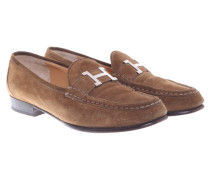 "Second Hand  Loafer ""Constance"" in Ocker"