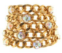 Second Hand  Goldfarbenes Armband