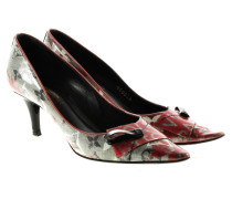 Second Hand  Monogram Pumps Stephan Sprouse