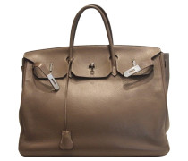 "Second Hand  ""Birkin Bag 40 Clémence Leder"""