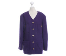 Second Hand  Blazer in Violett