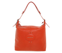 Second Hand  Handtasche in Orange