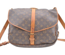 "Second Hand  ""Saumur 35 Monogram Canvas"""