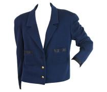 Second Hand  Blaue Jacke