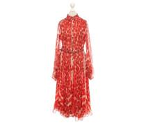 Second Hand  Kleid aus Seide