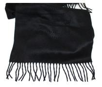 Second Hand  Kaschmir-Schal in Schwarz