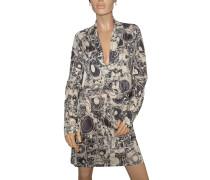 Second Hand  Kleid mit Muster