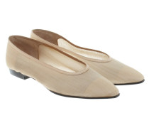 Second Hand  Slipper in Beige