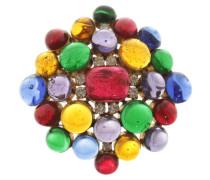 Second Hand  Brosche in Multicolor