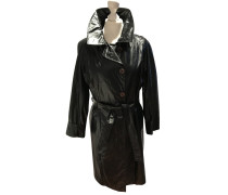Second Hand  Trenchcoat in Schwarz