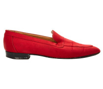Second Hand  Loafer in Rot