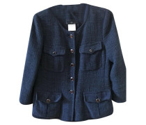 Second Hand  Blazer in Blau