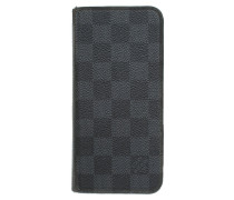 Second Hand  iPhone 6 Plus Case aus Damier Graphite Canvas