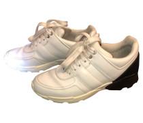 Second Hand  Sneakers in Schwarz/Weiß