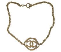 Second Hand  Goldfarbene Halskette