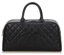 Second Hand  Matelasse Caviar Handtasche