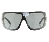 Second Hand  Sonnenbrille mit Logo-Applikation