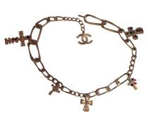 Second Hand  Kettengürtel mit Kreuzen
