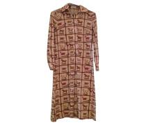 Second Hand  Kleid aus Seide/Kaschmir