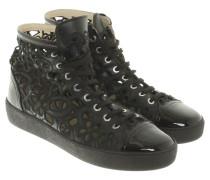 Second Hand  Sneakers aus Leder