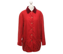 Second Hand  Jacke/Mantel in Rot