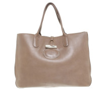 Second Hand  Shopper in Taupe