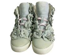 Second Hand  High Top Sneakers mit Kamelien