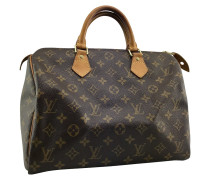 "Second Hand  ""Speedy 30 Monogram Canvas"""