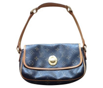 Second Hand  Monogram Schultertasche