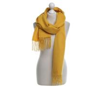 Second Hand  Schal in Gelb