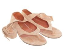 Second Hand  Sandalen mit Zehensteg