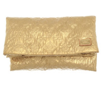 Second Hand Limelight Clutch in Gold