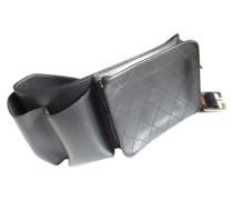 Second Hand  Leder-Gürtel 3 geräumigen Taschen