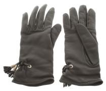 Second Hand  Handschuhe aus Lammleder