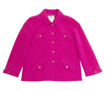 Second Hand  Jacke in Pink