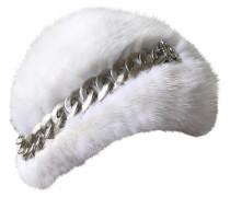Second Hand  Mütze aus Nerzpelz