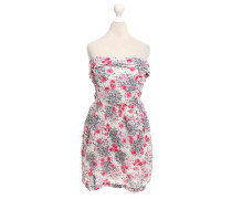 Second Hand  Kleid mit floralem Muster