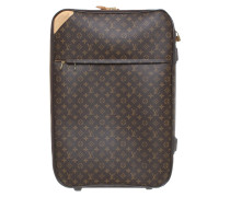 "Second Hand  ""Pegase 70 Monogram Canvas"""
