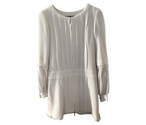 Second Hand  Kleid in Creme