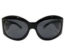 Second Hand  Brille in Schwarz