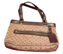 Second Hand  Handtasche aus Monogram Mini Lin Rosé